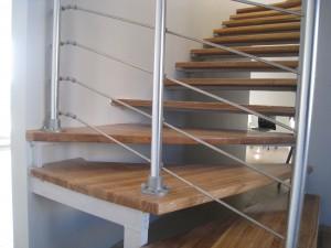 Проектирование, сварка и монтаж металлокаркасов лестниц